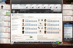 Анализ команды поможет выявить проблемы в коллективе. Даже игроки со скамейки и не имеющие игровой практики имеют значение для команды. Впервые FIFA MANAGER уделяет внимание родственным связям.